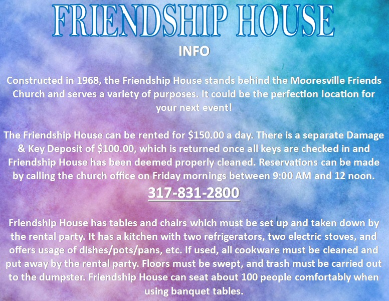 FriendshipHouse.Info